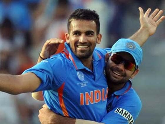 Strauss and Hussey my favourite wickets in World Cup: Zaheer