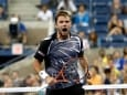 Japan Open: Wawrinka Sizzles But Gasquet Fizzles Out of Rd 1