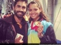 CWG 2014: Dipika Pallikal has a Man Behind Her Success in Glasgow, Dinesh Karthik