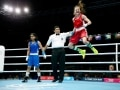 CWG 2014: Pinki Rani Brings India's First Boxing Medal