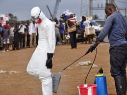 Ebola Countries Told to Move African Qualifiers