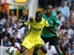 Emmanuel Adebayor Released By Tottenham Hotspur