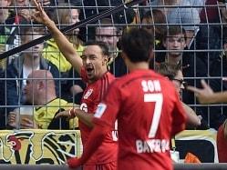 Karim Bellarabi Makes Bundesliga History With Nine-Second Goal