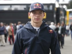 Toro Rosso Ace Max Verstappen Passes Driving Test