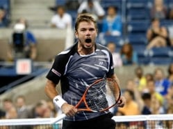 Third Seed Stanislas Wawrinka Enters US Open Quarter-Finals