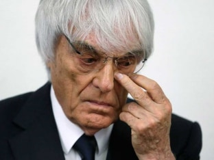 Bernie Ecclestone: F1 Boss is the Ultimate Survivor