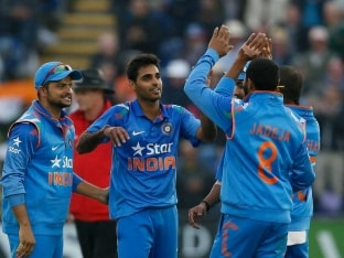 3rd ODI: India Field Against England, Ambati Rayudu Replaces Rohit Sharma