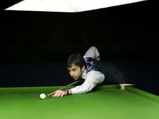 Pankaj Advani Progresses To Second Round Of Indian Open