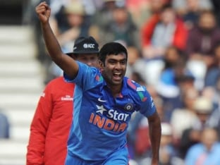 Ravichandran Ashwin 'Troica' Stumps England, Spins India to Win