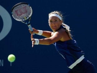 Injured Victoria Azarenka Pulls Out of Wuhan Open, Will Not Compete for Rest of the Season