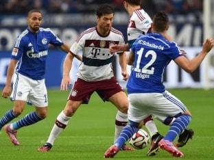 Xabi Alonso Makes Bayern Munich Debut in Schalke Stalemate