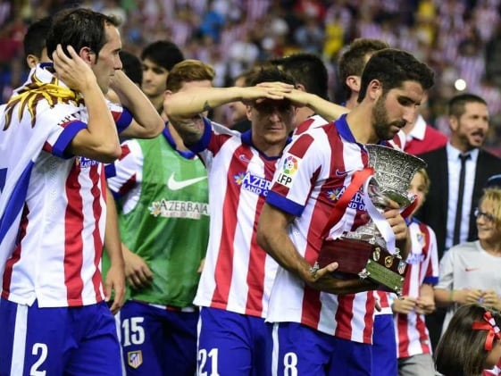 Mario Mandzukic Hands Atletico Madrid Spanish Super Cup Win Over Real
