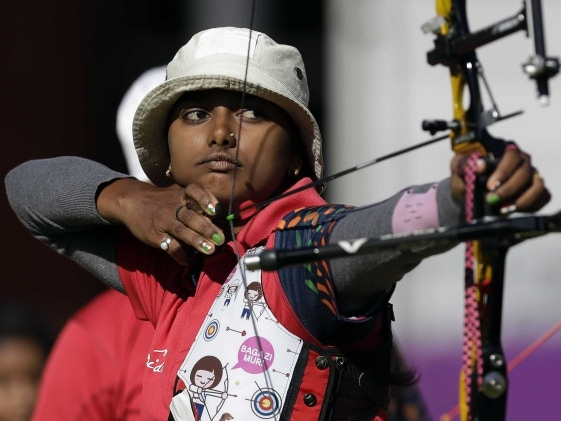 Deepika Kumari Makes Quarterfinal Exit From Archery World Cup