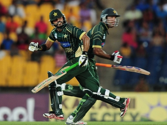 1st ODI: Sohaib Maqsood, Fawad Alam Guide Pakistan to Four-Wicket Win vs Sri Lanka