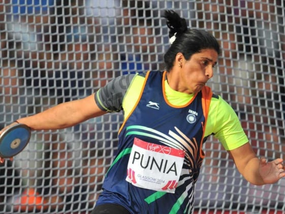 2014 CWG Day 9 Wrap: India Win Silver in Discus, Table Tennis; Boxers Assure Five More Medals