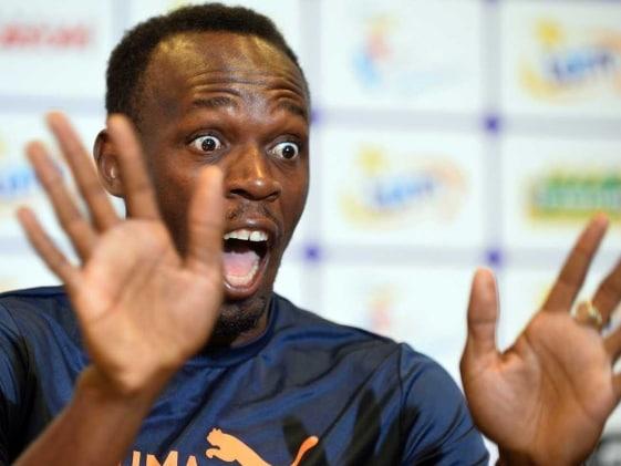 Usain Bolt to Challenge Yuvraj Singh in Cricket Match