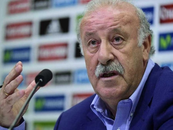 Vicente Del Bosque Defends Spain Record as Pressure on Senior Players Mounts