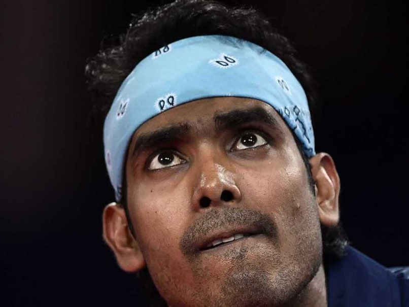 Achanta Sharath Kamal Table Tennis
