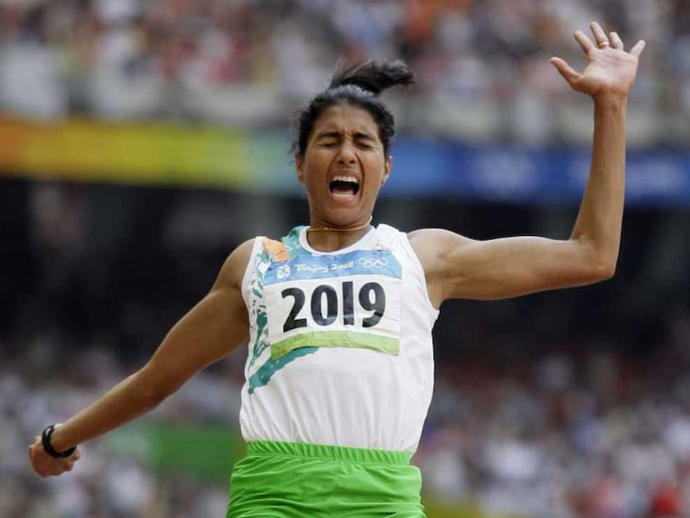 Anju Bobby George appointed TOPS chairperson