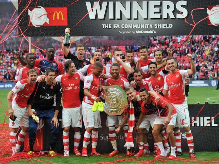 Arsenal winners