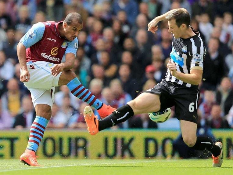 Aston Villa Newcastle