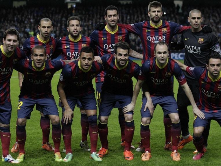 Barcelona Primera Liga