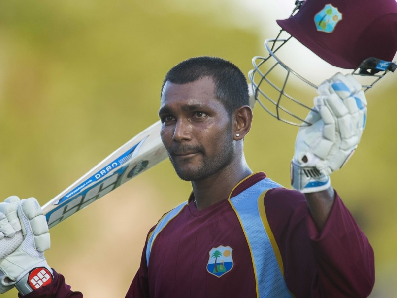 Denesh Ramdin West Indies