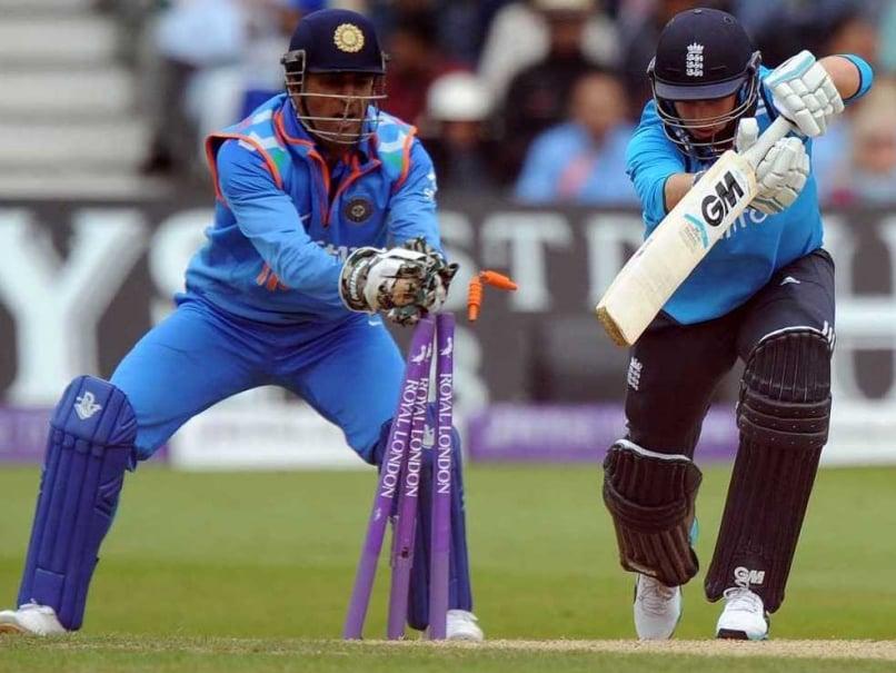 Mahendra Singh Dhoni Equals Mohammad Azharuddin's Record of India ODI Wins