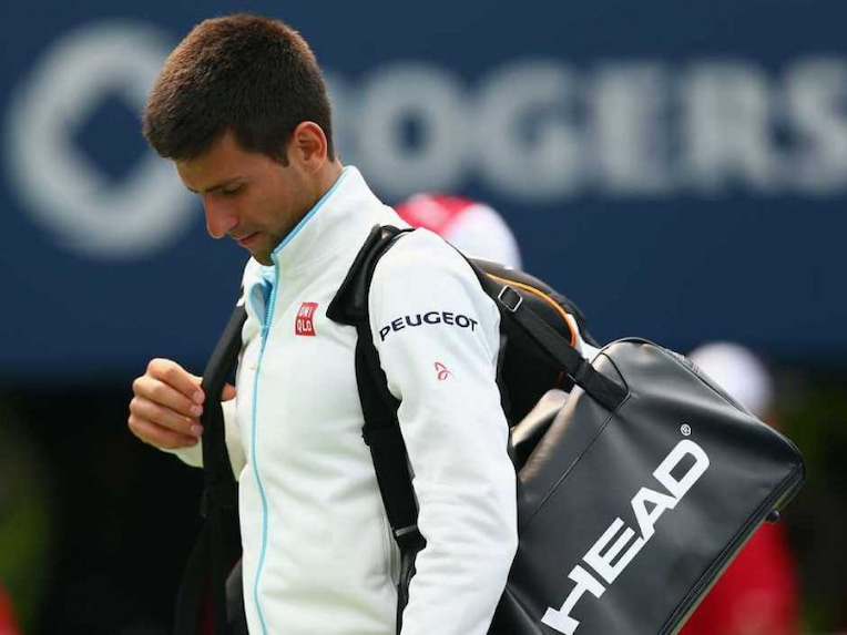 Djokovic Tsonga Loss