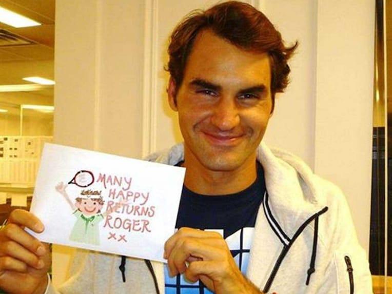 Federer ATP Birthday