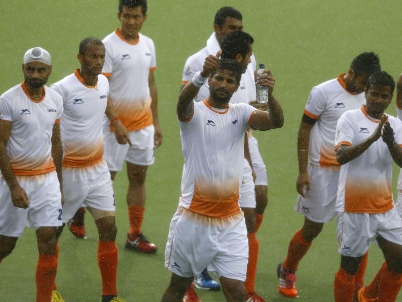 Indian Men's Hockey Team Open Rio Olympics Campaign Against Ireland