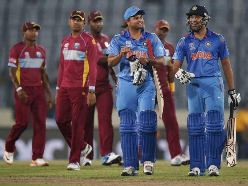 India West Indies Series File