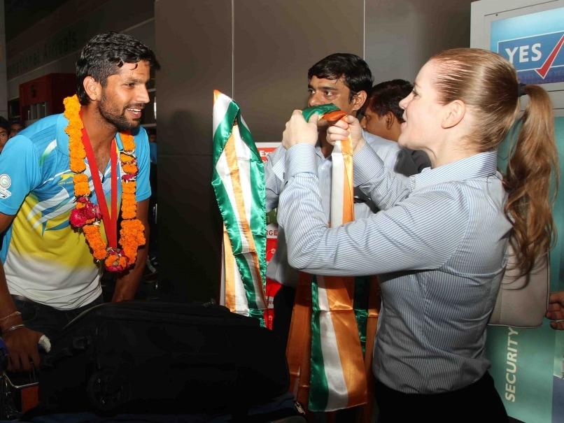 Indian hockey team CWG