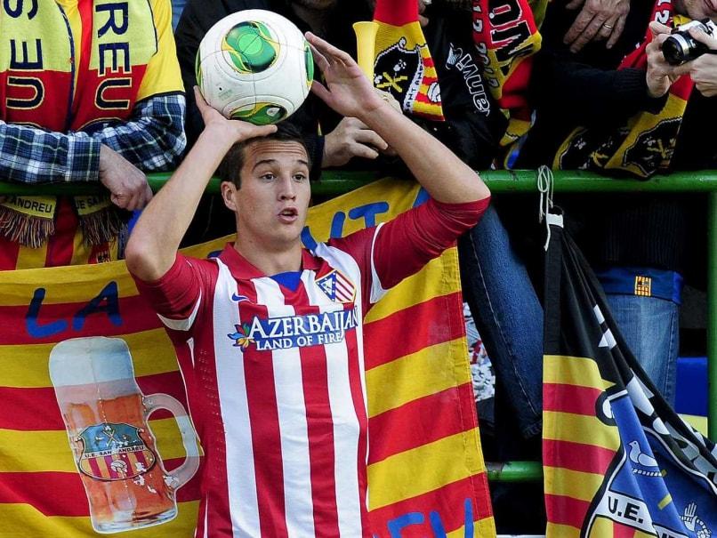 Javier Manquillo Liverpool