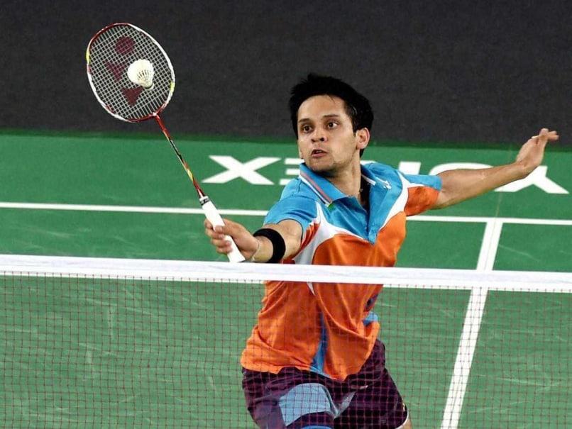 Kashyap Badminton 2