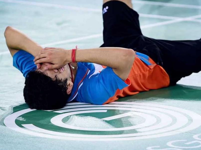 Kashyap Badminton Gold CWG