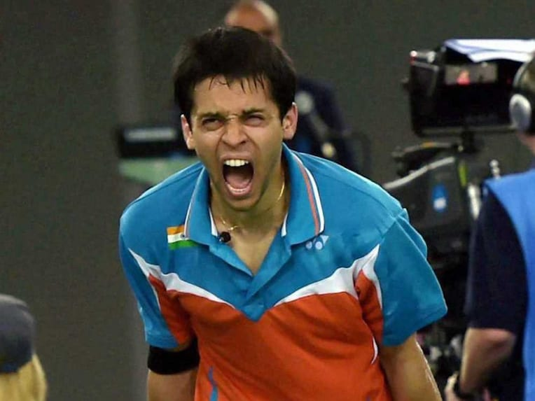 Kashyap Commonwealth Games