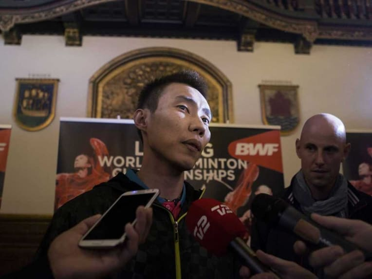 Lee Chong Wei Badminton