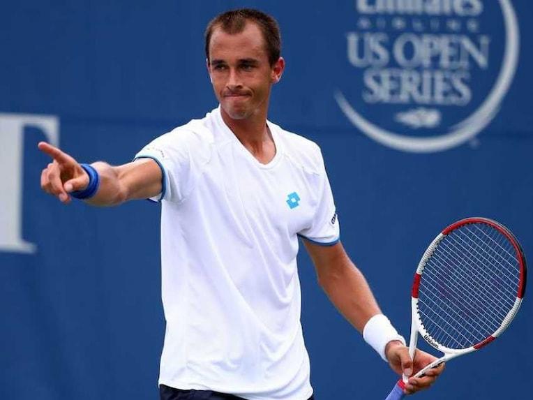 Lukas Rosol US Open Series