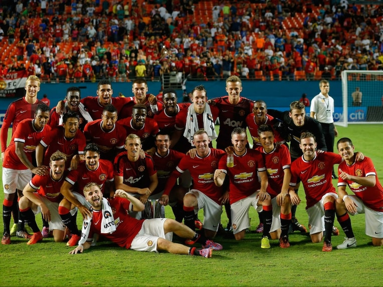 Manchester United 2014