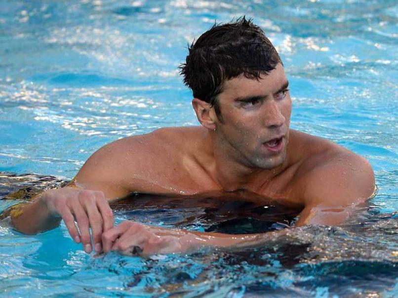 Michael Phelps Free Final