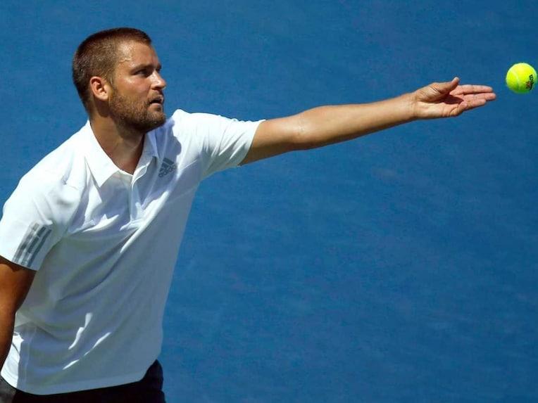 Mikhail Youzhny US Open 2014