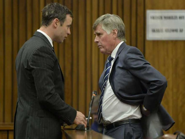Oscar Pistorius Legal Representative