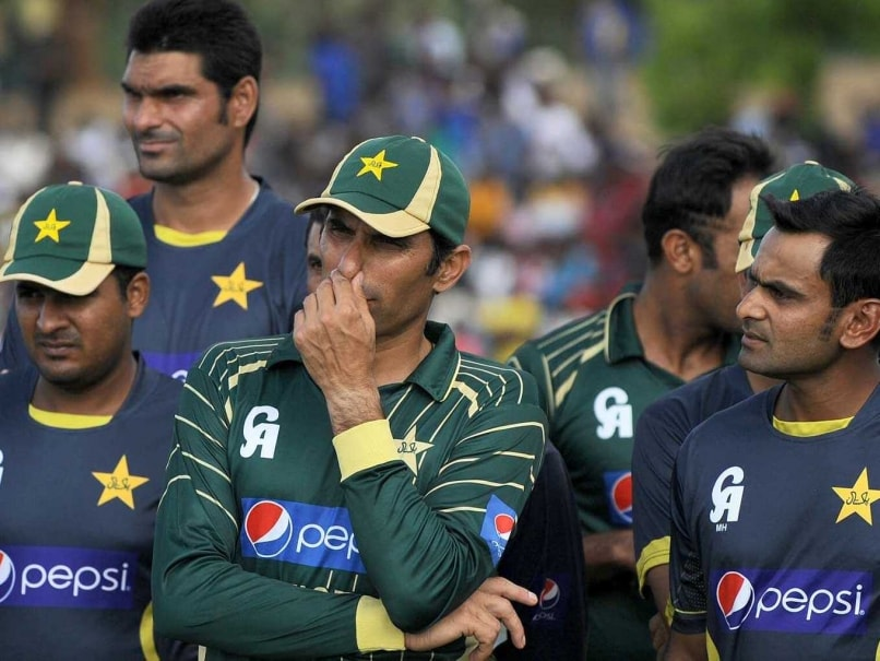 Pakistan's Defeat in Sri Lanka Sparks World Cup Fears