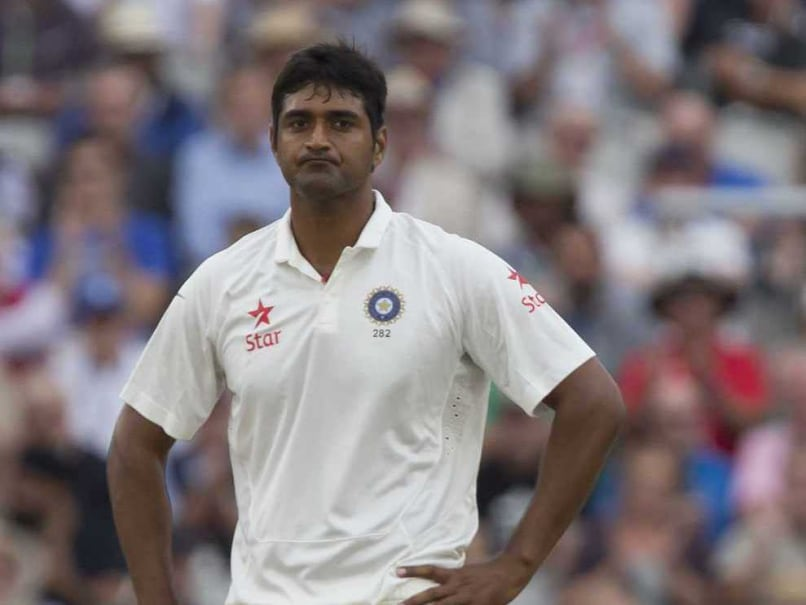 Pankaj Singh Manchester 4th Test