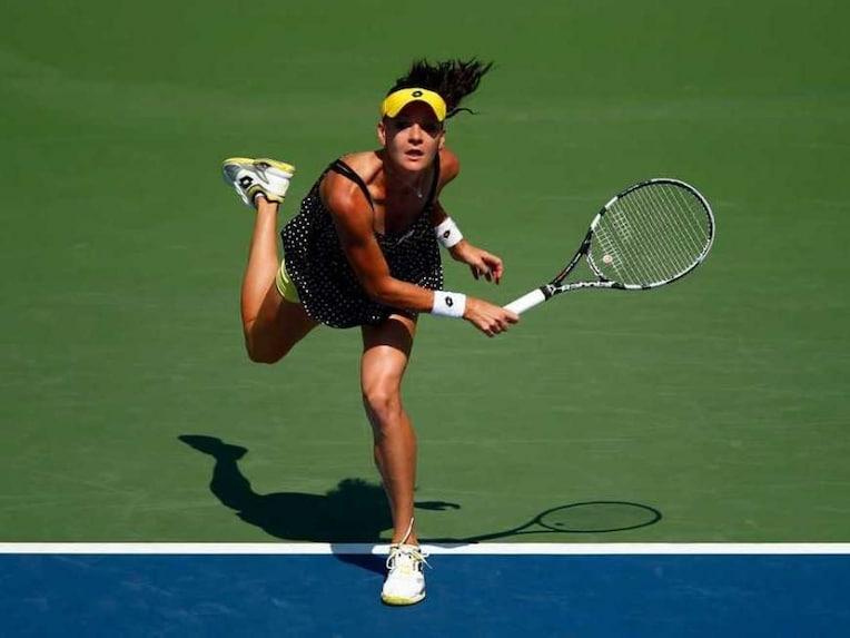 Radwanska Second Round US Open