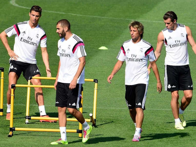 Real Madrid-practice