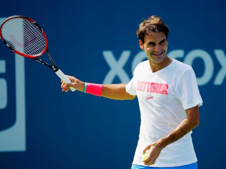 Roger Federer New York