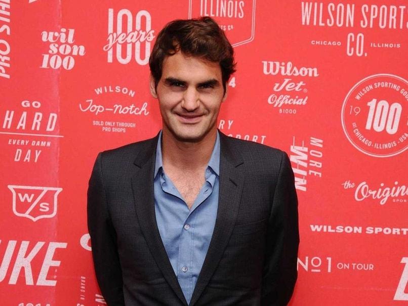 Roger Federer US Open 2014