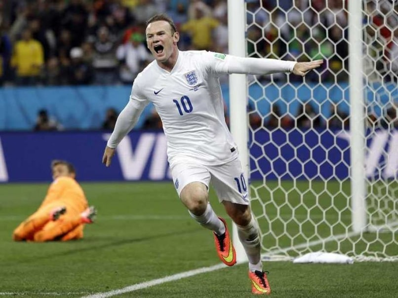 Rooney File England